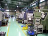 機械工場のFA化に着手
